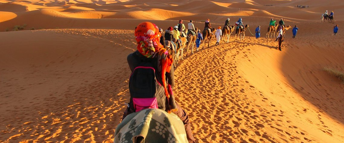 Private 3 Days Desert Tour from Marrakech to Merzouga