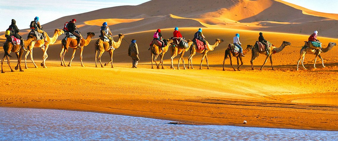 4 Days Morocco Desert Tour from Marrakech to Zagora & Merzouga