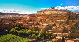 Day 7: Dades Gorges - Valley of Roses - Ouarzazate -Ait Benhaddou - Marrakech
