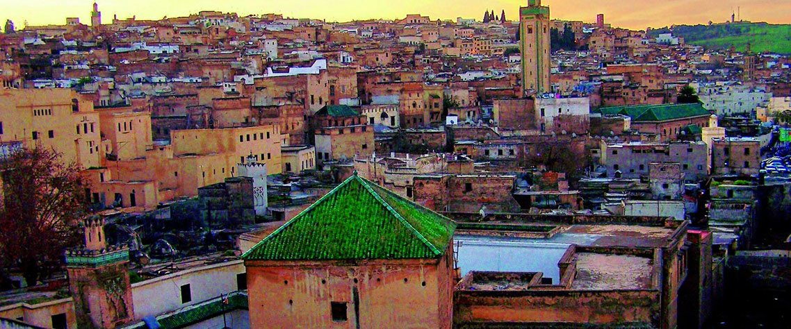 Marrakech Desert Tours & Morocco Imperial Cities Tour 8 Days 7 Nights