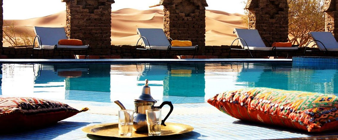 Marrakech to Fes Desert Trip 4 Days 3 Nights