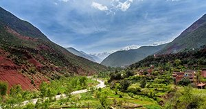 Day 6: Marrakech - Ourika Valley – Marrakech