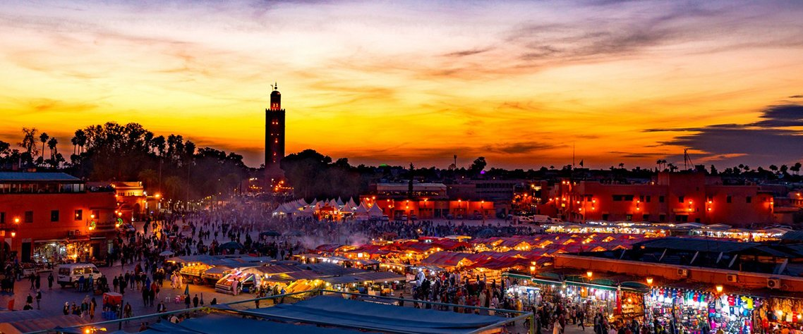 Morocco Desert Trips from Marrakech to Sahara Desert Tours 8 Days 7 Nights